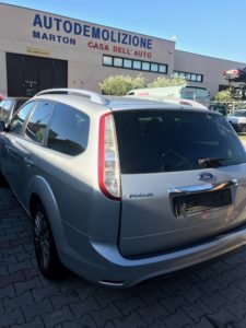 Ricambi Ford Focus sw 1600cc diesel 2008 tipo motore G8D8