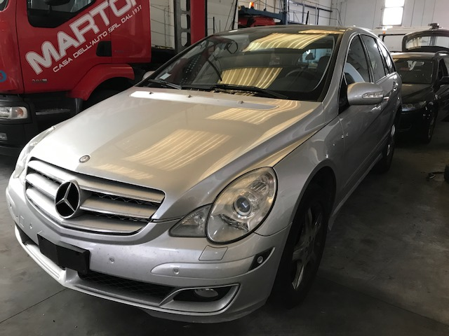 Ricambi Mercedes R 2006 tipo motore 642950 165kw