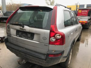 Ricambi Volvo XC90 2400cc diesel 2005 tipo motore D5244T 120kw