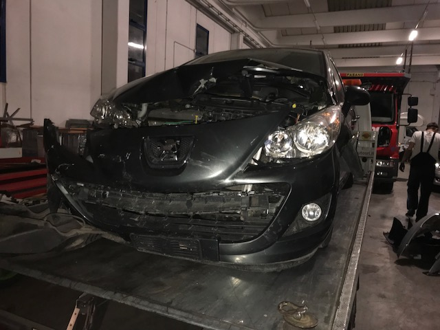 Ricambi Peugeot 207 1400cc benzina 2011 tipo motore KFT 54kw