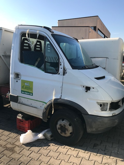 Ricambi Iveco Daily 35c9 2800cc diesel 2016 tipo motore 8140.63