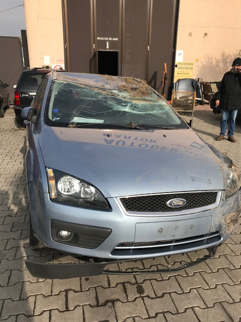 Ricambi Ford Focus 1600cc diesel 2007 tipo motore HHDA 66kw