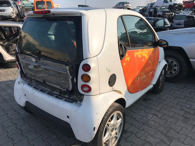 Ricambi Smart Coupè 600cc benzina 45kw tipo motore 13 45kw