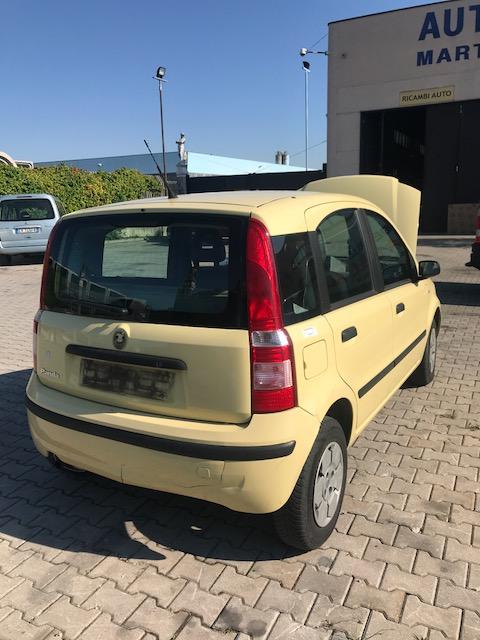 Ricambi Fiat Panda 1100cc benzina 2005 tipo motore 187A1000 40kw