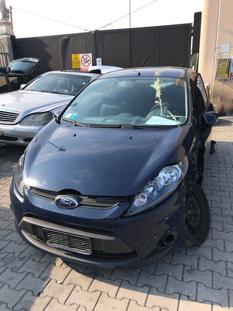 Ricambi Ford Fiesta 1200cc benzina 2009 tipo motore SNJB 60kw