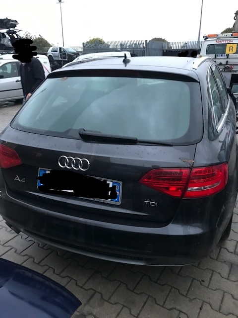 Ricambi Audi A4 2000cc diesel 2012 tipo motore cag 105kw
