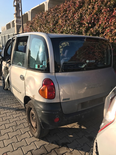 Ricambi Fiat Multipla benz/gas 2001 tipo motore 182b6000 76kw