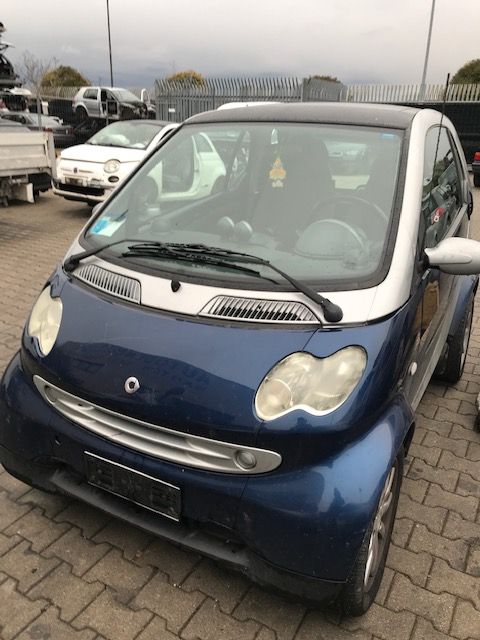 Ricambi Smart Two 800cc diesel 2003 tipo motore 61 30kw