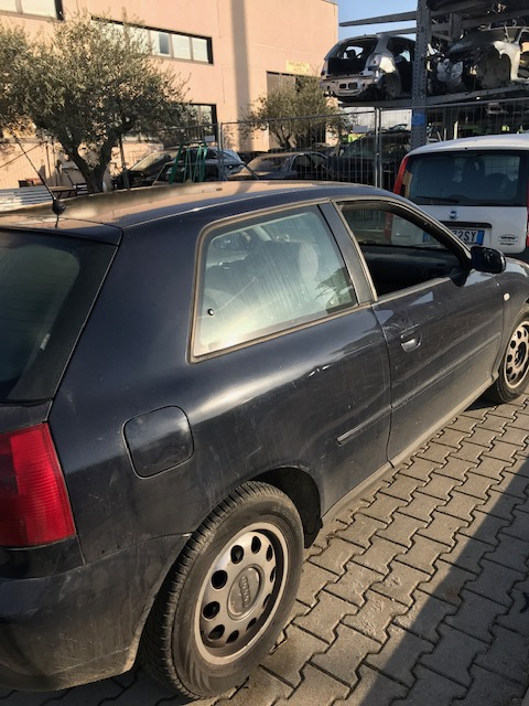 Ricambi Audi A3 1900cc diesel 2002 tipo motore ALH 66kw