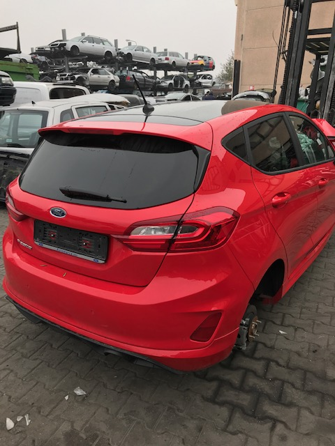 Ricambi Ford Fiesta 1100cc benzina 2018 tipo motore XYJC 63kw