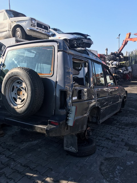 Ricambi Land Rover Discovery 2500cc diesel 1991 tipo motore 12L 83kw