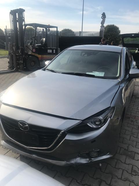 Ricambi Mazda 3 2200cc diesel 2017 tipo motore sh 110kw