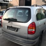 Ricambi Opel Zafira 2200cc 16v diesel 2002 tipo motore Y22DTR 92kw