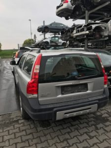 Ricambi Volvo XC70 2400cc diesel 2006 tipo motore D5244T 136kw