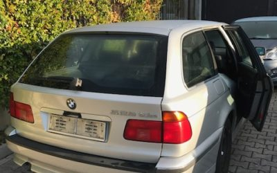 Ricambi Bmw 5 2500cc diesel 1998 tipo motore 256T1 105Kw