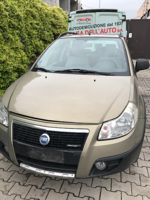 Ricambi Fiat Sedici 1900cc diesel tipo motore d19aa 88kw