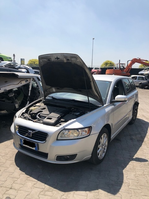 Ricambi Volvo V50 1600cc diesel 2008 tipo motore D4164T 80kw