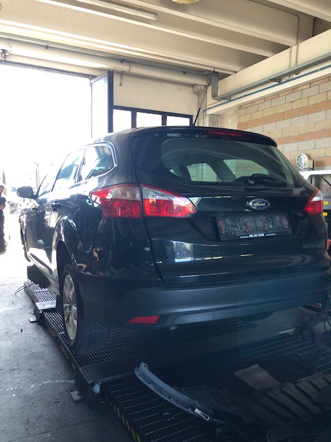 Ricambi Ford Focus 1600cc diesel 2012 tipo motore T1DB 85kw