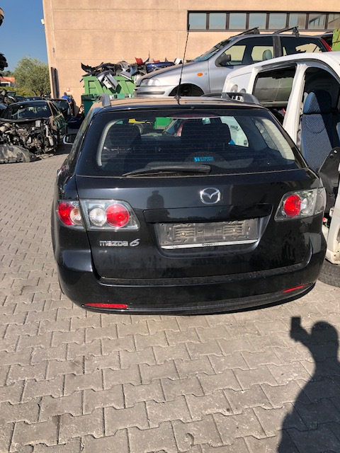 Ricambi Mazda 6sw 2000cc diesel 2005 tipo motore RF 103kw