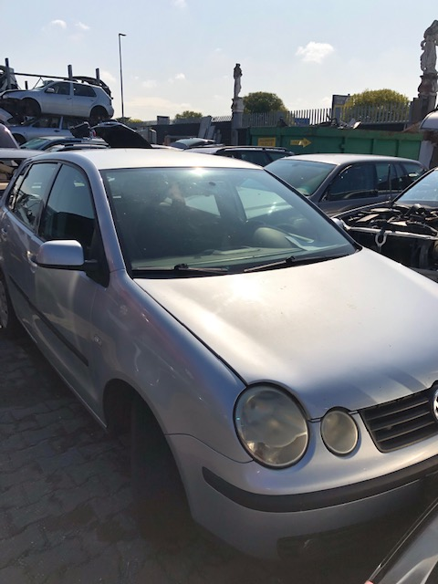 Ricambi Volkwagen Polo 1400cc diesel 2002 tipo motore AMF