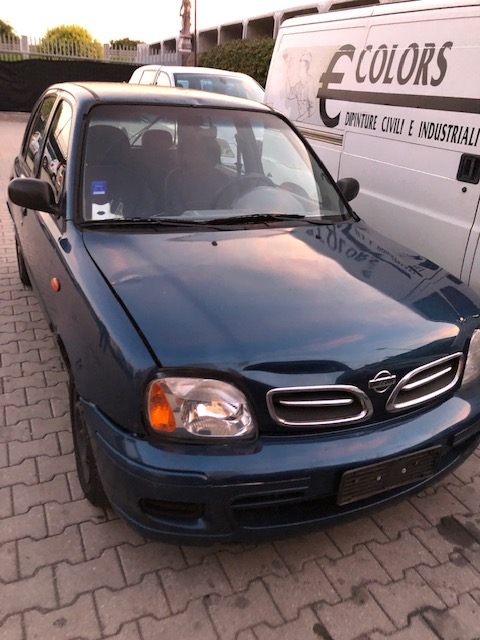 Ricambi Nissan Micra 1500cc diesel 2000 tipo motore vjz 42kw