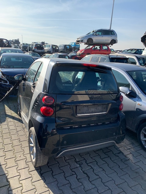 Ricambi Smart fortwo 1000cc benzina 2015 tipo motore 3b21 52kw