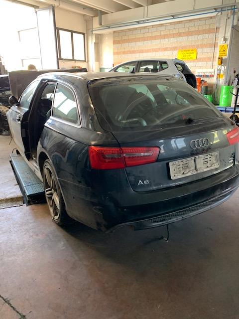 Ricambi Audi A6 sw 3000cc diesel 2016 tipo motore CDU 180kw