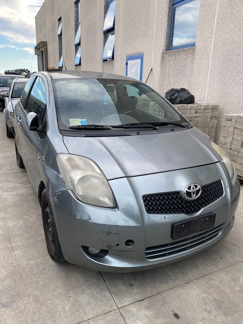 Ricambi Toyota Yaris 1400cc diesel 2008 tipo motore 1NDTV 66kw
