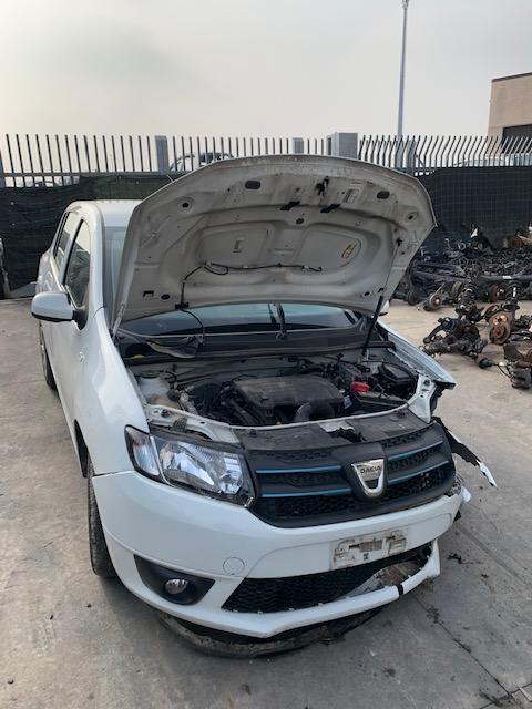 Ricambi Dacia Sandero 1200cc benzina/gpl 2015 tipo motore D4FF7 55kw