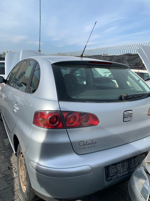 Ricambi Seat Ibiza 1400cc diesel 2005 tipo motore AMF 55kw