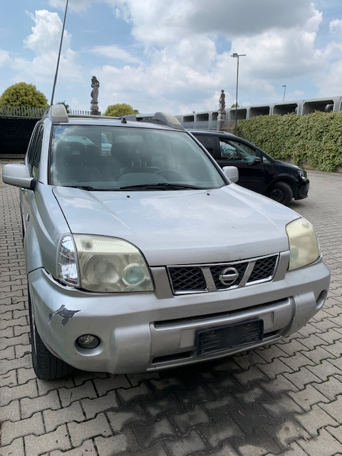 Ricambi Nissan X-Trail 2200cc diesel 2004 tipo motore YD22 100kw