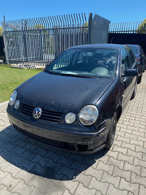Ricambi Volkwagen Polo 1400cc benzina 2005 tipo motore BKY 55kw