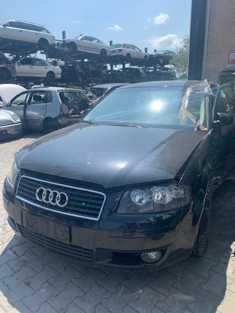 Ricambi Audi A3 2000cc diesel 2004 tipo motore BKD 103KW