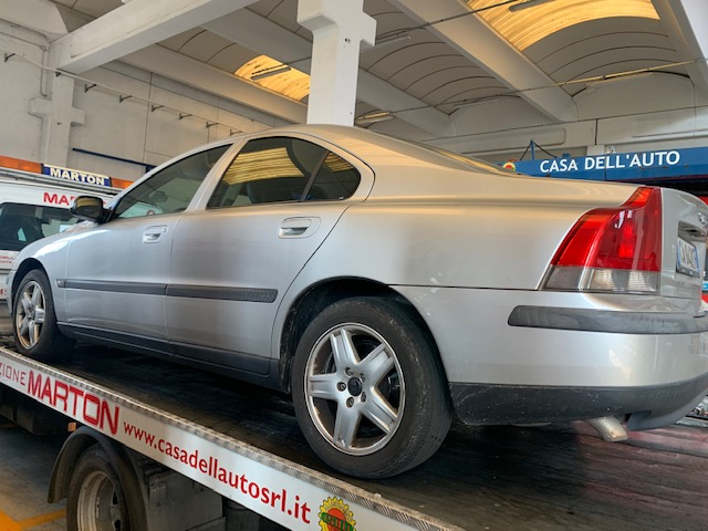 Ricambi Volvo S60 2400cc diesel 2002 tipo motore D5244T 120kw