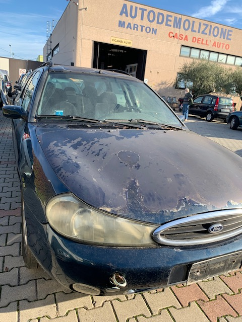 Ricambi Ford Mondeo 1800cc diesel 1997 tipo motore RFN 66kw