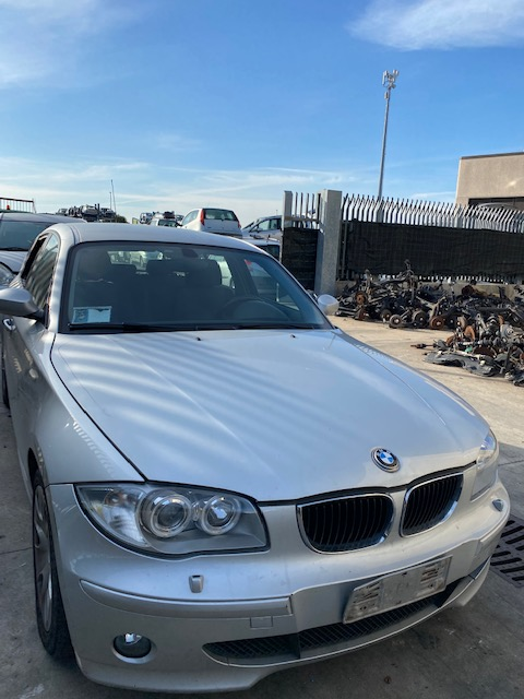 Ricambi Bmw 1 2000cc diesel 2005 tipo motore 204D 90kw