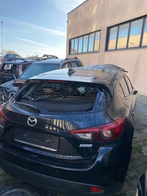 Ricambi Mazda 3 1500 benzina 2017 tipo motore S5 77kw
