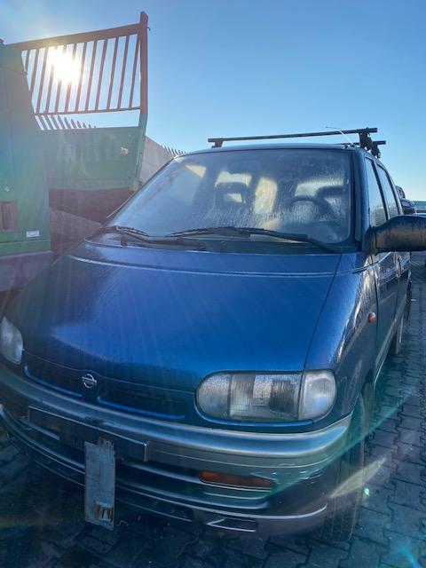 Ricambi Nissan Serena 2000cc benzina 1994 tipo motore LD20HB 49kw