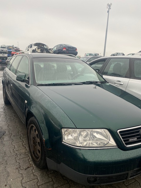 Ricambi Audi A6 2500cc diesel tipo motore AKN 110kw