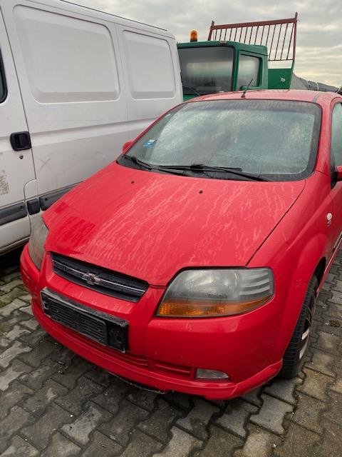 Ricambi Chevrolet Kalos 1200cc benzina 2006 tipo motore b12s1 53kw