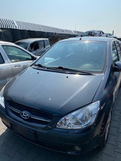 Ricambi Hyundai Getz 1400cc benzina 2007 tipo motore G4EE 71kw