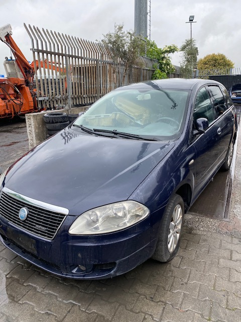 Ricambi Fiat Croma 1900cc diesel 2006 tipo motore 939A2000 110kw