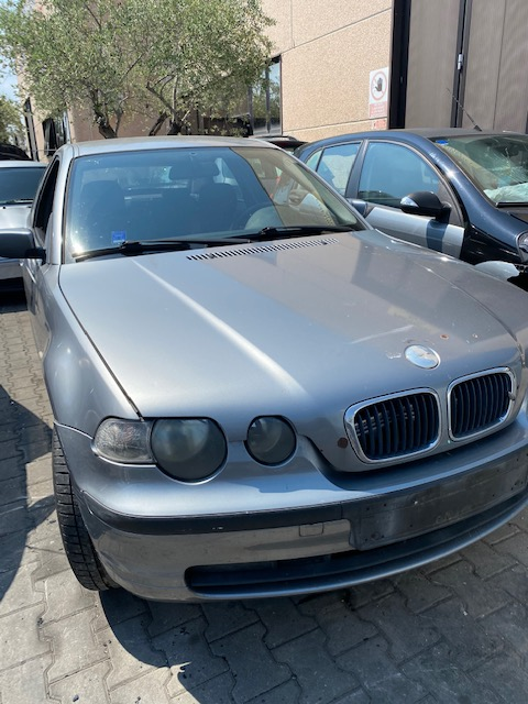 Ricambi BMW serie 3 2500cc benzina 2003 Tipo motre 204D4 85kw