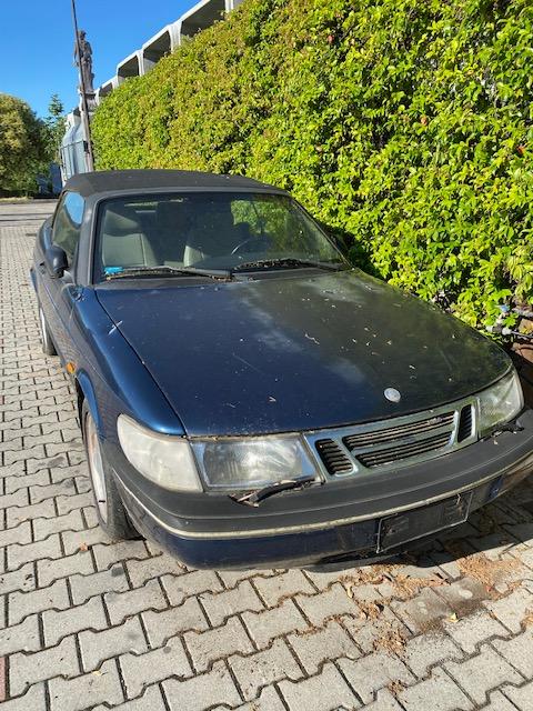 Ricambi Saab 900se 2000cc benzina 1995