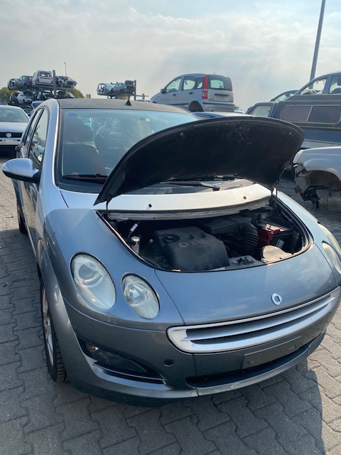 Ricambi Smart Forfour 1100cc benzina 2005 tipo motore 134910 55kw