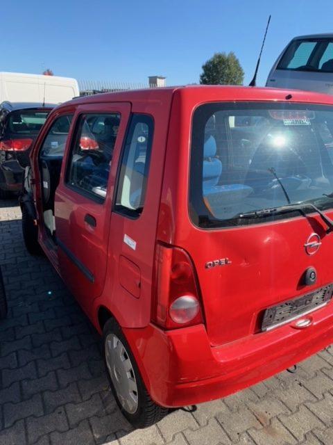 Ricambi Opel Agila 1000cc benzina 2003 tipo motore Z10XE 43kw